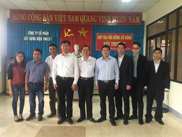 Công ty CPXD điện VNECO1 hợp tác cùng tập đoàn  Huayun Chiết Giang (Trung Quốc) - 2