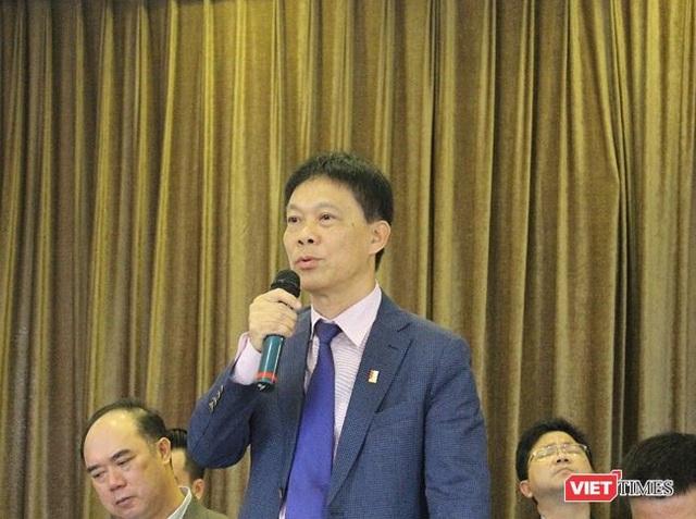Ông Đặng Vũ Tuấn – Ủy viên Ban Chấp hành VDCA, Phó GĐ Sở TT&TT Hà Nội