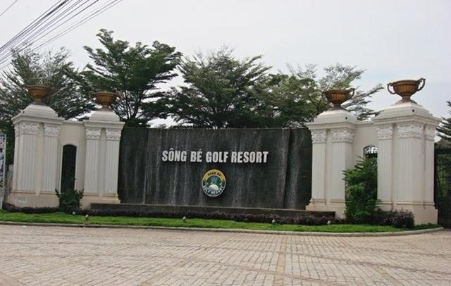 Protrade hiện quản lý và sử dụng nhiều khu đất có giá trị như sân golf Sông Bé Golf Resort...