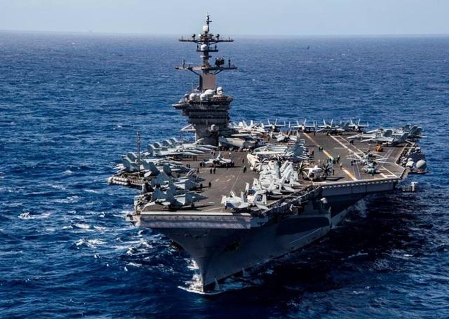 Theo hãng tin Kyodo News, ngày 7/1, nhóm tác chiến do tàu sân bay USS Carl Vinson đã bắt đầu hành trình tới Tây Thái Bình Dương, đánh dấu lần thứ 2 nhóm tàu này hoạt động ở khu vực Ấn Độ - Thái Bình Dương.