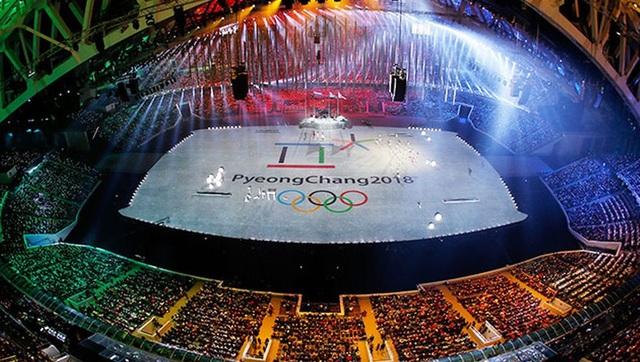 Thế vận hội Mùa đông 2018 được tổ chức ở Pyeongchang, Hàn Quốc.