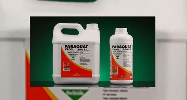 Thuốc diệt cỏ Paraquat đã bị loại khỏi danh mục thuốc BVTV được phép lưu hành ở Việt Nam từ ngày 8/2/2017.