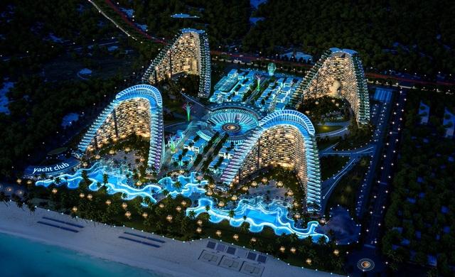 Toàn cảnh dự án The Arena Cam Ranh