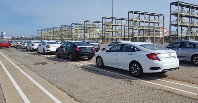 Tổng cục Hải quan công bố giá xe bình quân khai báo thuế tại cơ quan hải quan