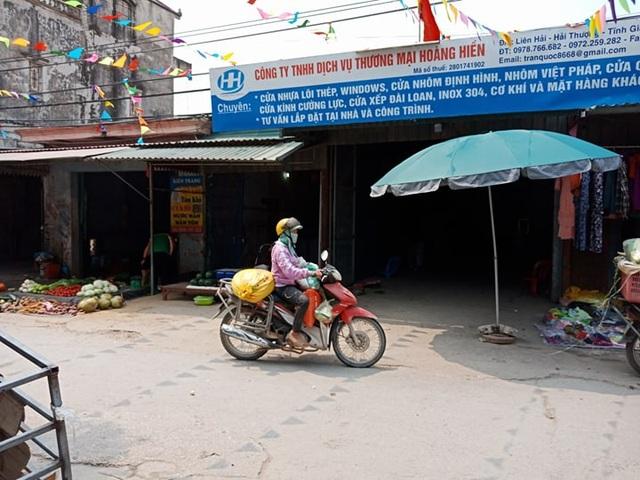 Đất huyện cho doanh nghiệp thuê hiện đã được xẻ thịt bán, hợp thức hóa cho các cá nhân.