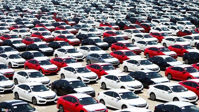 Hiện mới chỉ có Honda Việt Nam đáp ứng các điều kiện mới để nhâp khẩu lô xe gần 2.000 chiếc vào Việt Nam trong năm 2018.