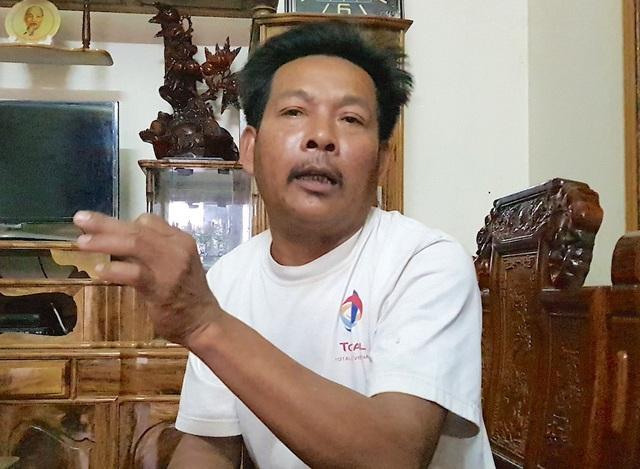 """Ông Nguyễn Văn Hảo cho biết: """"Thời điểm đó, đất nhiều và chúng tôi cũng có quen biết với nhau nên nghĩ họ làm lán trại cũng không ảnh hưởng đến diện tích đất nhà mình...."""