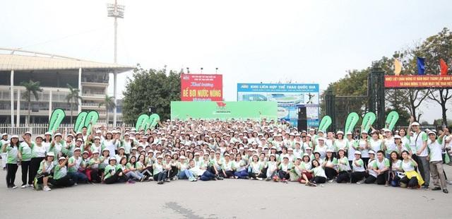 """""""Chạy vì sức khỏe toàn dân"""" – thông điệp tích cực, lành mạnh mà Olympic Run mang đến đã được Herbalife Việt Nam truyền tải mạnh mẽ trên khắp cả nước. Ngày chạy đã kết thúc với rất nhiều kỷ niệm đẹp, góp phần nâng cao ý thức rèn luyện thể thao trong cộng đồng."""