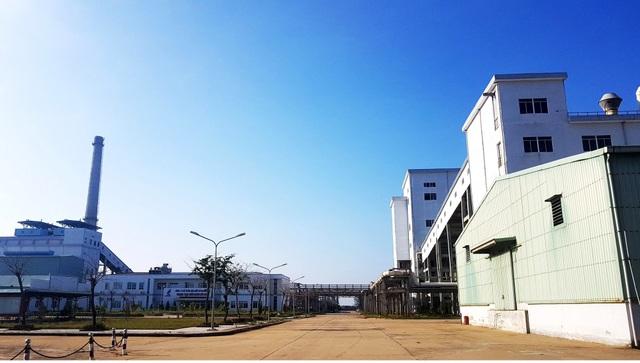 Nhà máy Sô đa Chu Lai đã đóng cửa gần 1 năm nay