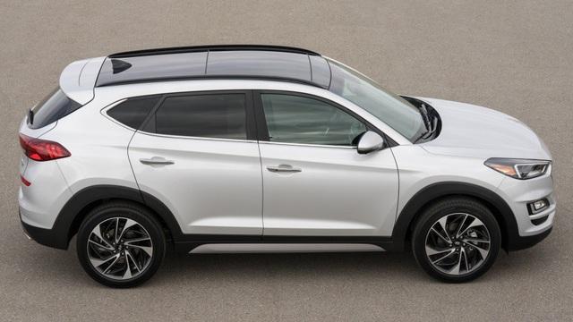 Nhiều thay đổi ở Hyundai Tucson 2019 - 11