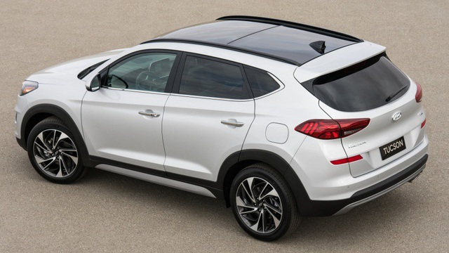 Nhiều thay đổi ở Hyundai Tucson 2019 - 2