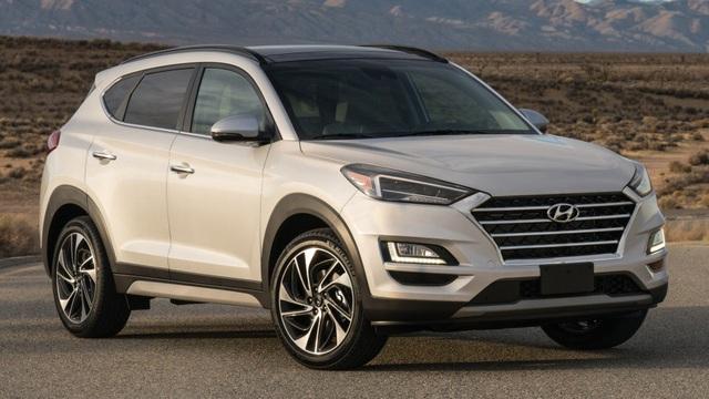 Nhiều thay đổi ở Hyundai Tucson 2019 - 10