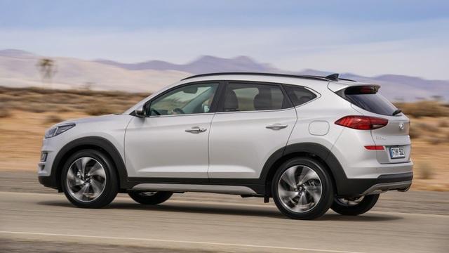 Nhiều thay đổi ở Hyundai Tucson 2019 - 7