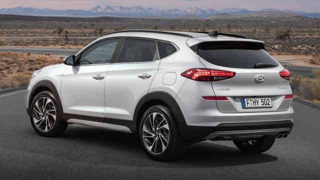 Nhiều thay đổi ở Hyundai Tucson 2019 - 12