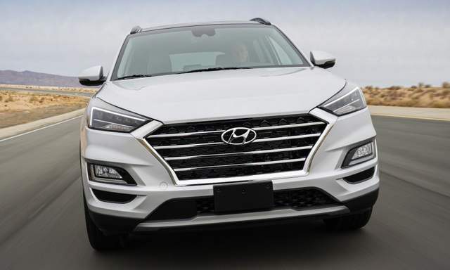 Nhiều thay đổi ở Hyundai Tucson 2019 - 5