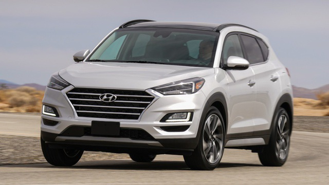 Nhiều thay đổi ở Hyundai Tucson 2019 - 6