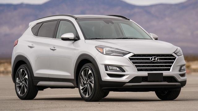 Nhiều thay đổi ở Hyundai Tucson 2019 - 1