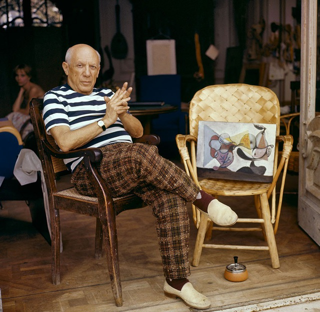 Danh họa Picasso (1881-1973)
