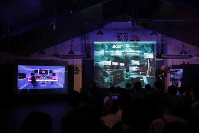 Đại diện Acer chính thức giới thiệu về hệ sinh thái Gaming Predator tại Việt Nam