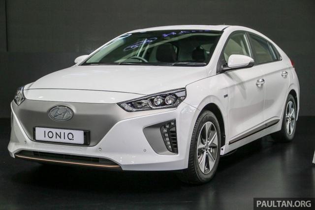 Xe chạy điện Hyundai Ioniq Electric chính thức ra mắt thị trường ASEAN - 1