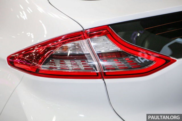 Xe chạy điện Hyundai Ioniq Electric chính thức ra mắt thị trường ASEAN - 9
