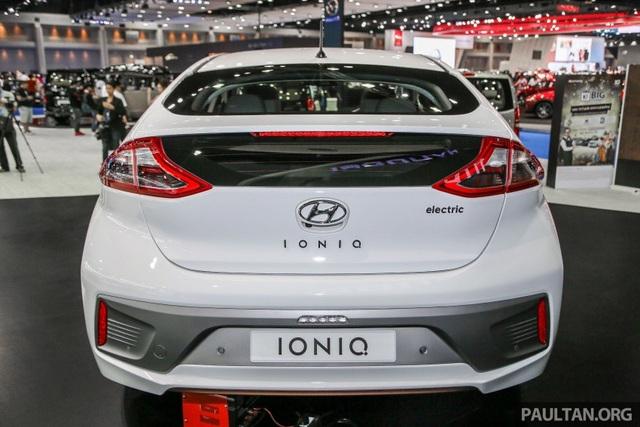 Xe chạy điện Hyundai Ioniq Electric chính thức ra mắt thị trường ASEAN - 12