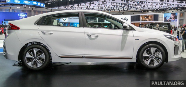 Xe chạy điện Hyundai Ioniq Electric chính thức ra mắt thị trường ASEAN - 2