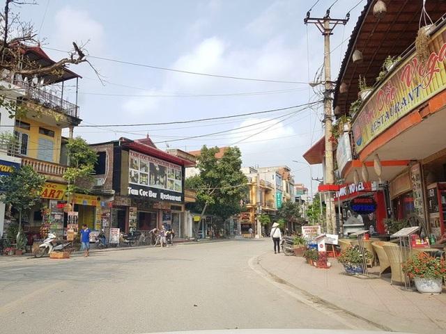 Khu du lịch Tam Cốc - Bích Động xã Ninh Hải, huyện Hoa Lư, Ninh Bình.