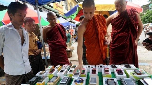 Viettel chính thức bỏ cước roaming ở Myanmar