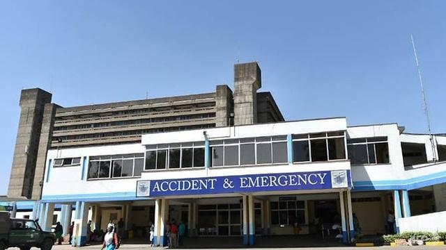 Bệnh viện quốc gia Kenyatta (Ảnh: AFP)