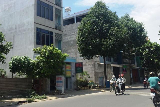 Khách sạn B.M, nơi xảy ra vụ việc.