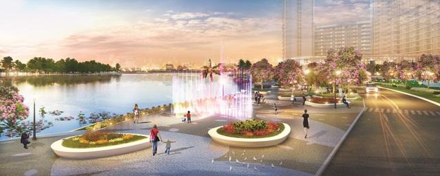 Không chỉ bó gọn trong từng tòa nhà, khu nhà The Signature mà cư dân còn có thể tận hưởng dịch vụ - tiện ích của toàn khu Phú Mỹ Hưng Midtown như công viên hoa anh đào – Sakura Park, quảng trường nước, khu vui chơi ngoài trời cho trẻ em nhiều độ tuổi…