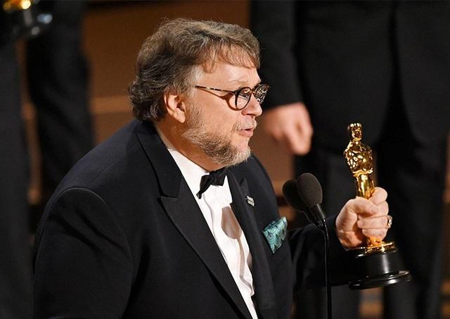 Đạo diễn Guillermo del Toro (53 tuổi)
