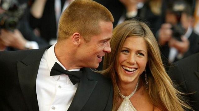 Jennifer Aniston và Brad Pitt từng có cuộc hôn nhân kéo dài 5 năm.