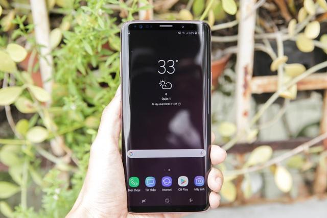 Đánh giá Samsung Galaxy S9+: Sự cải tiến đáng kể của dòng S - 10