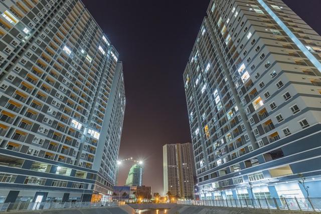 Jamona Apartment (thuộc Jamona City) được xem là dự án NOXH quy mô nhất Nam Sài Gòn