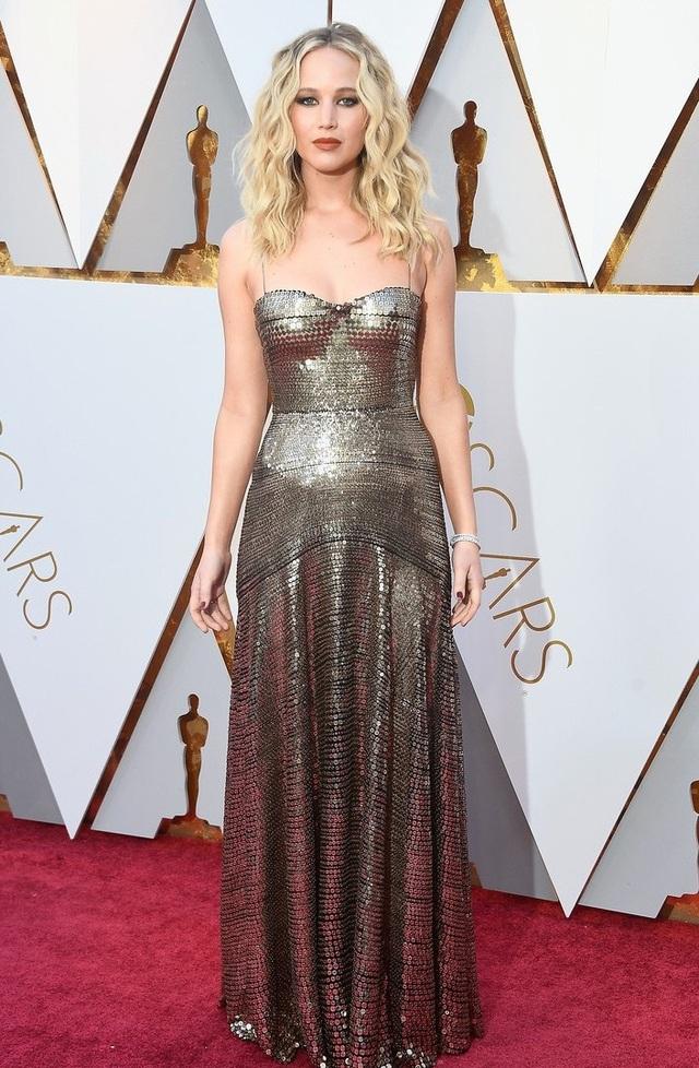 Jennifer là một trong những nữ diễn viên 9x sở hữu nhiều giải Oscar nhất thế giới.