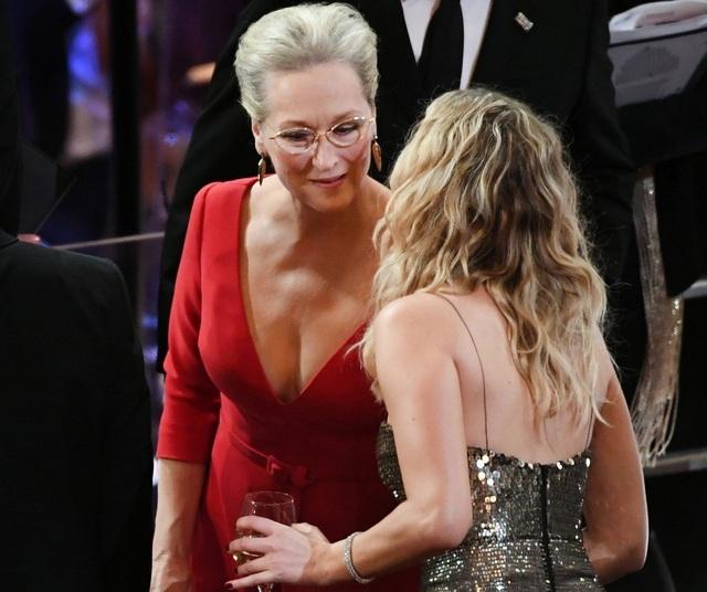 Meryl Streep năm nay tiếp tục được đề cử trong hạng mục Nữ diễn viên chính xuất sắc nhất.