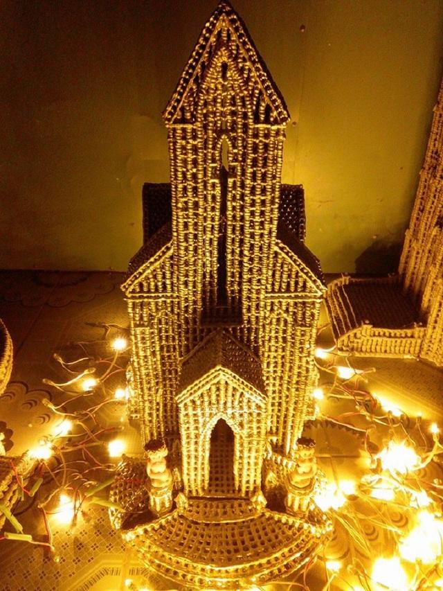 Mô hình nhà thờ Sa Pa