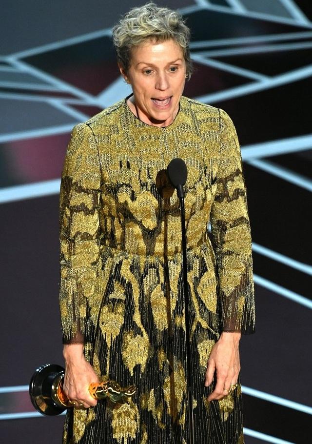 Frances McDormand - Nữ diễn viên chính xuất sắc nhất