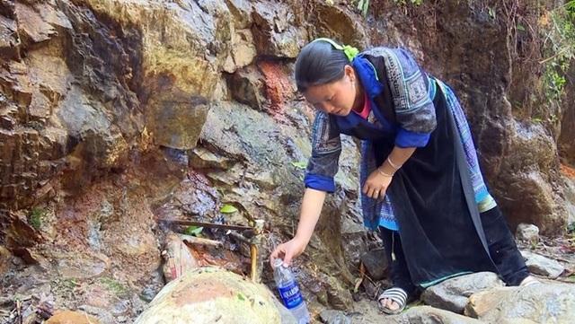 Thực hư thông tin mó nước chữa bách bệnh tại Sơn La - 1