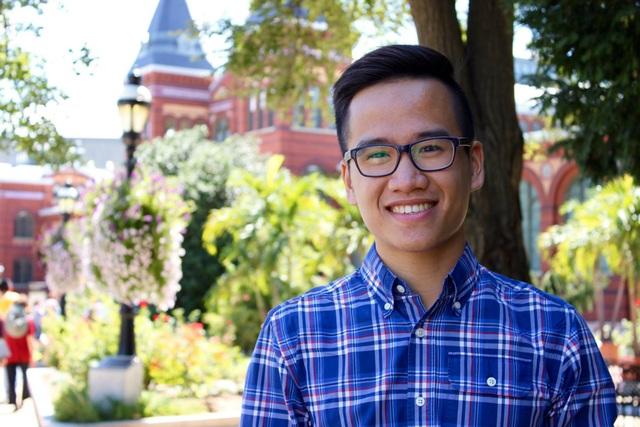 Học viên thành công của Summit: Nguyễn Huy Trường Nam – Học bổng toàn phần của Harvard (#2 NU), Princeton (#1 NU), Columbia (#5 NU), Caltech (#10 NU)