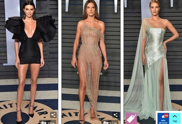 Cùng dự sự kiện còn có 3 siêu mẫu Kendall Jenner, Alessandra Ambrosio và Rosie Huntington-Whiteley