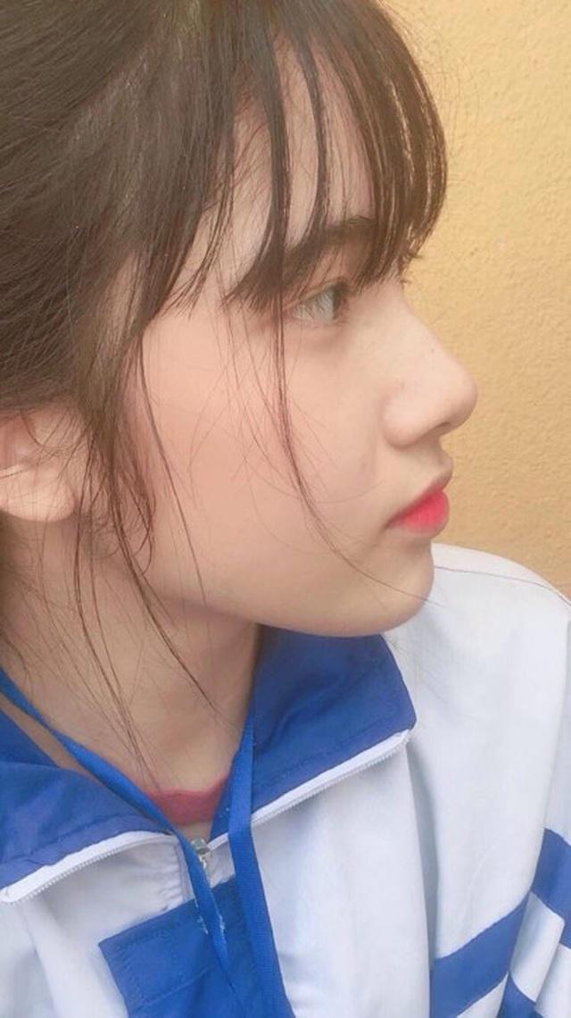 Góc nghiêng xinh đẹp của cô gái Lào Cai