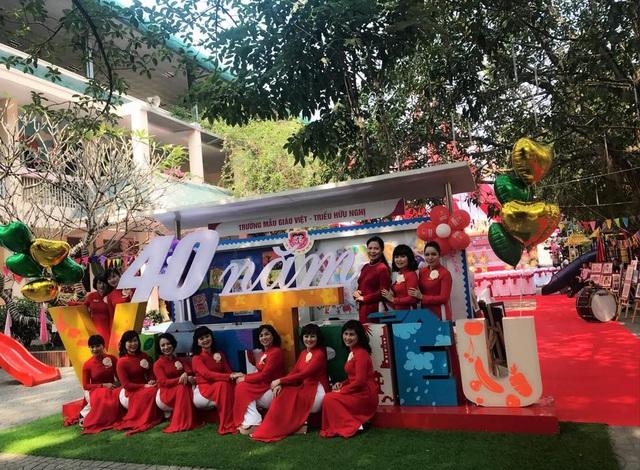 Trường mẫu giáo Việt Triều đón nhận Huân chương Độc lập hạng Ba - 6