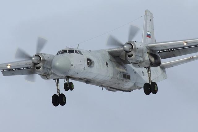 Một máy bay vận tải quân sự An-26 của Nga (Ảnh: Sputnik)
