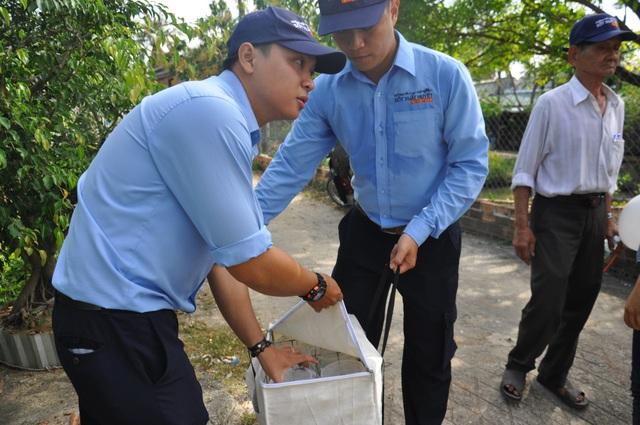 Các chuyên gia chuẩn bị cho lễ thả muỗi Wolbachia nhằm phòng bệnh sốt xuất huyết Dengue