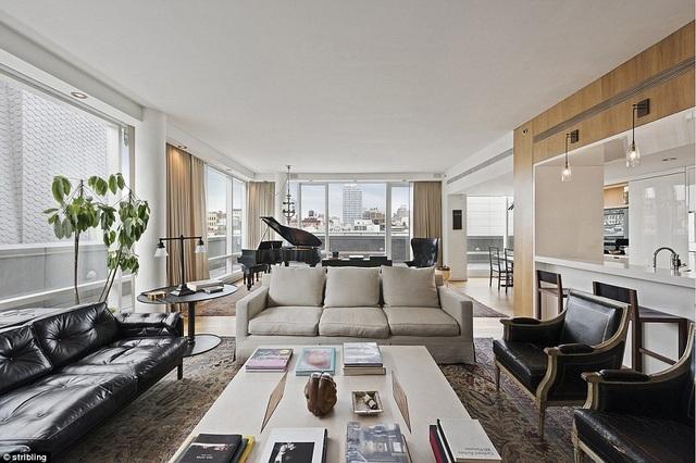 Cặp vợ chồng Justin Timberlake - Jessica Biel đang rao bán căn penthouse của họ ở khu SoHo, New York với giá gần 8 triệu USD