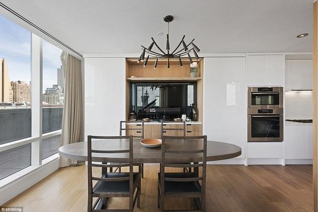 Ngôi nhà được thiết kế đơn giản và thanh lịch