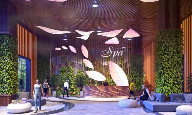 Seva Spa đáp ứng được mọi nhu cầu khắt khe nhất về 1 Spa xứng tầm quốc tế